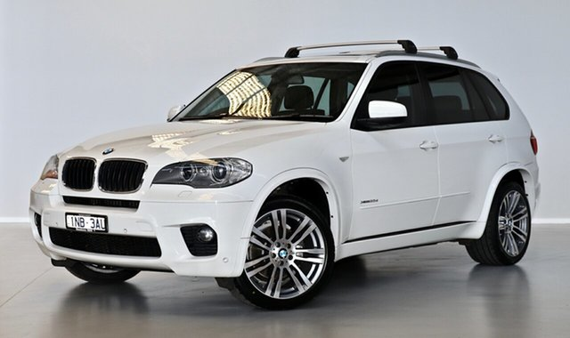 Used BMW X5 xDrive30d Steptronic, Thomastown, 2013 BMW X5 xDrive30d Steptronic Wagon
