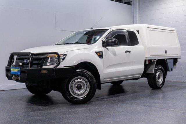 Used Ford Ranger XL 3.2 (4x4), Slacks Creek, 2012 Ford Ranger XL 3.2 (4x4) Super Cab Chassis