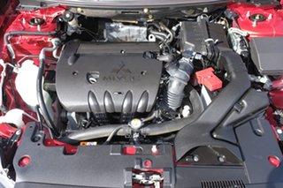 2015 Mitsubishi Lancer ES Sport Sedan.