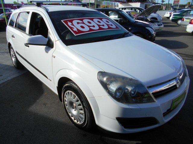 Used Holden Astra CD, Slacks Creek, 2005 Holden Astra CD Wagon
