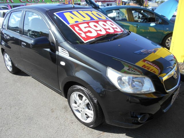 Used Holden Barina, Slacks Creek, 2011 Holden Barina Hatchback