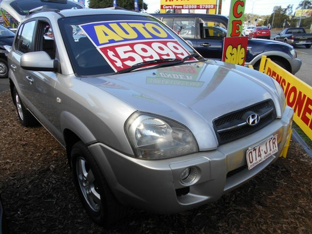 Used Hyundai Tucson City, Slacks Creek, 2005 Hyundai Tucson City Wagon