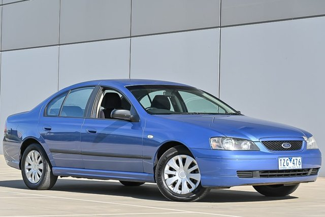 Used Ford Falcon XT, Pakenham, 2004 Ford Falcon XT Sedan