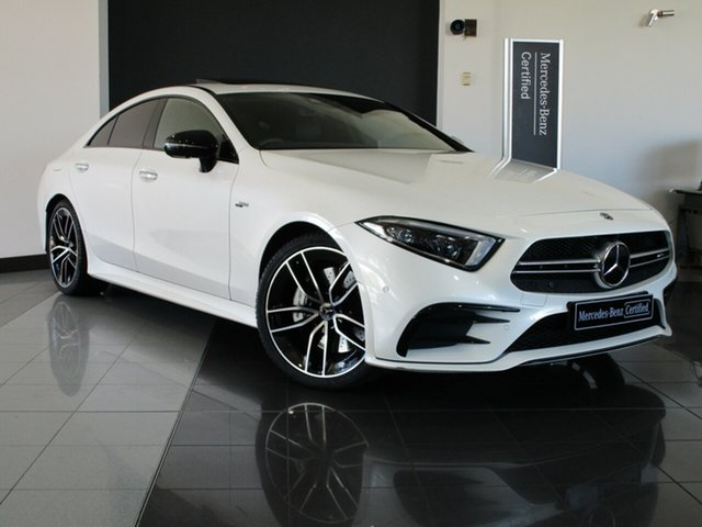 Used Mercedes-Benz CLS53 AMG Coupe 9G-Tronic PLUS 4MATIC+, Warwick Farm, 2019 Mercedes-Benz CLS53 AMG Coupe 9G-Tronic PLUS 4MATIC+ Sedan