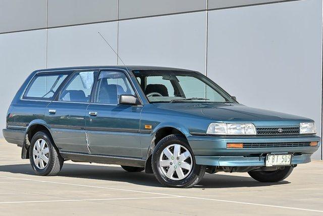 Discounted Used Toyota Camry CSi, Pakenham, 1992 Toyota Camry CSi Wagon