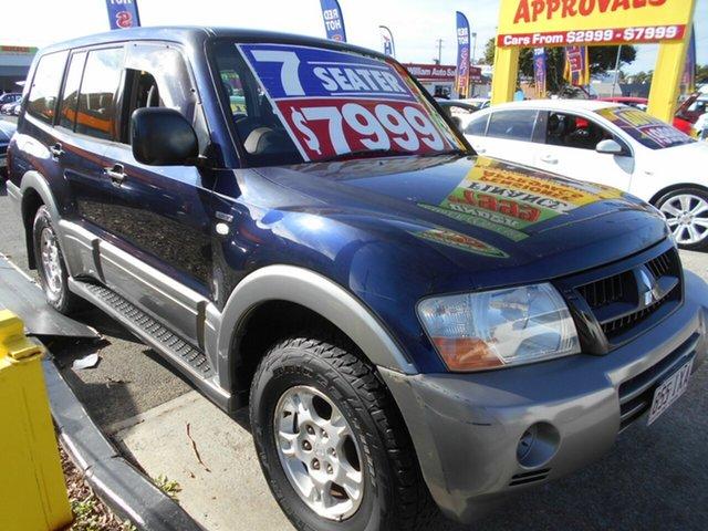 Used Mitsubishi Pajero GLS, Slacks Creek, 2003 Mitsubishi Pajero GLS Wagon