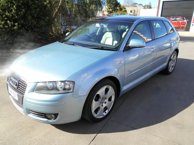 Discounted Used Audi A3 Sportback 2.0 FSI Ambition, Werribee, 2006 Audi A3 Sportback 2.0 FSI Ambition Hatchback