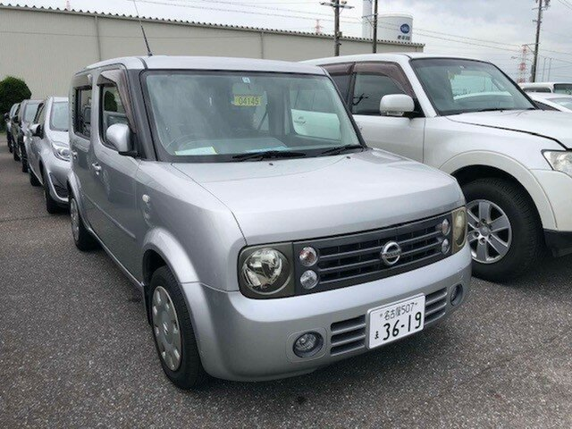 Used Nissan Cube, Kingston, 2005 Nissan Cube Wagon