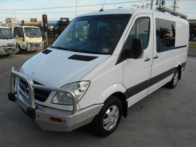 Used Mercedes-Benz Sprinter CREWVAN, Thomastown, 2009 Mercedes-Benz Sprinter CREWVAN Van