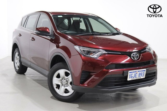 Used Toyota RAV4 GX 2WD, Northbridge, 2017 Toyota RAV4 GX 2WD Wagon