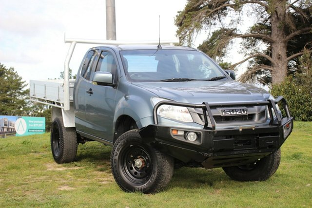 Used Isuzu D-MAX SX Space Cab, Officer, 2015 Isuzu D-MAX SX Space Cab Cab Chassis
