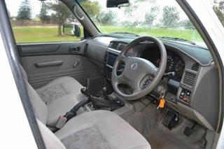 2008 Nissan Patrol DX (4x4) Leaf Cab Chassis.