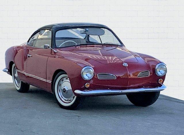 Used Volkswagen Karmann Ghia Ghia, Moorooka, 1960 Volkswagen Karmann Ghia Ghia Coupe