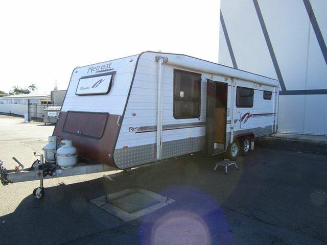Used Retreat Magnetic, Pialba, 2009 Retreat Magnetic Caravan