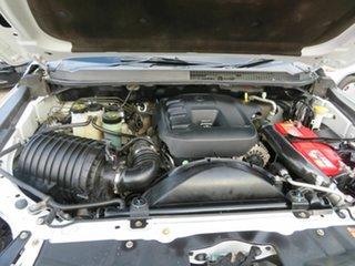 2014 Holden Colorado Utility.
