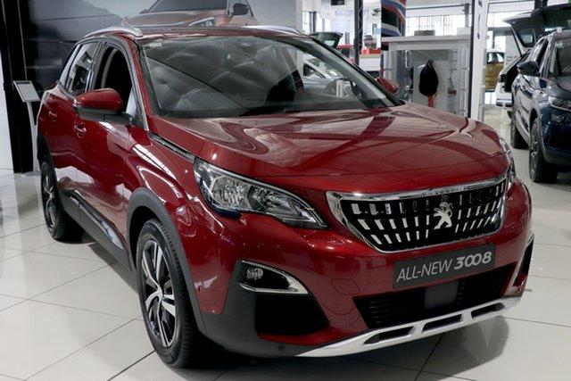 New Peugeot 3008 Allure SUV, Bowen Hills, 2020 Peugeot 3008 Allure SUV Hatchback
