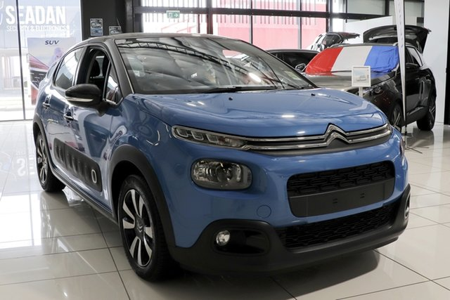 New Citroen C3 Shine, Bowen Hills, 2019 Citroen C3 Shine Hatchback
