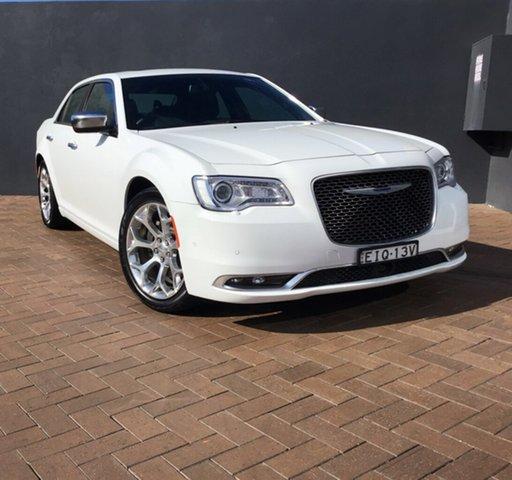 Discounted Demonstrator, Demo, Near New Chrysler 300 C Luxury, Warwick Farm, 2019 Chrysler 300 C Luxury Sedan