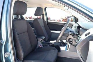 2012 Mazda BT-50 XTR Utility.