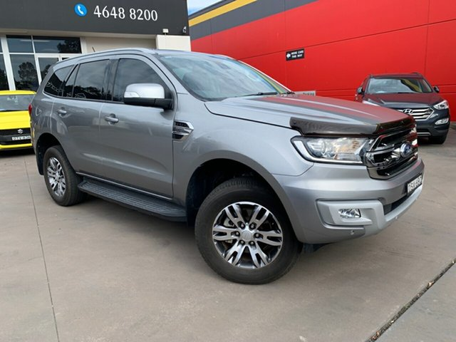 Used Ford Everest Trend, Narellan, 2017 Ford Everest Trend SUV