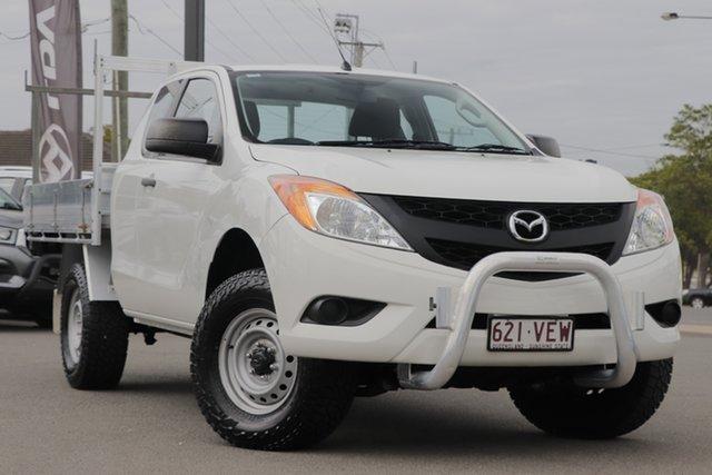 Used Mazda BT-50 XT Freestyle, Toowong, 2014 Mazda BT-50 XT Freestyle Cab Chassis