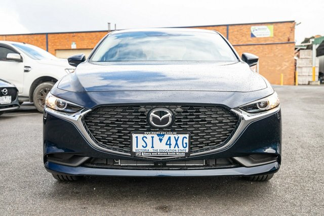 Demonstrator, Demo, Near New Mazda 3 G20 Evolve, Mulgrave, 2020 Mazda 3 G20 Evolve BP Sedan