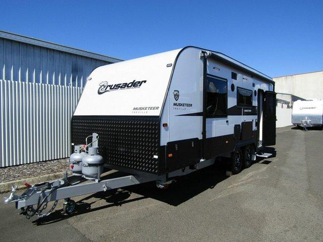 New Crusader Musketeer Treville [DC7960], Pialba, 2020 Crusader Musketeer Treville [DC7960] Caravan