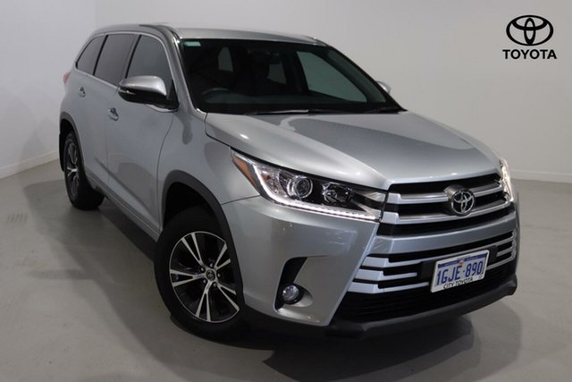 Used Toyota Kluger GX AWD, Northbridge, 2017 Toyota Kluger GX AWD Wagon