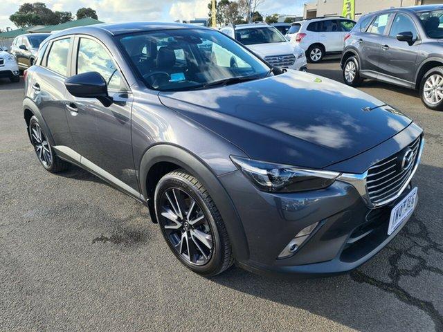 Used Mazda CX-3 sTouring SKYACTIV-Drive i-ACTIV AWD, Warrnambool East, 2018 Mazda CX-3 sTouring SKYACTIV-Drive i-ACTIV AWD Wagon