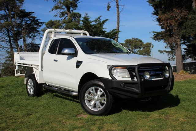 Used Ford Ranger XLT Super Cab, Officer, 2014 Ford Ranger XLT Super Cab Utility