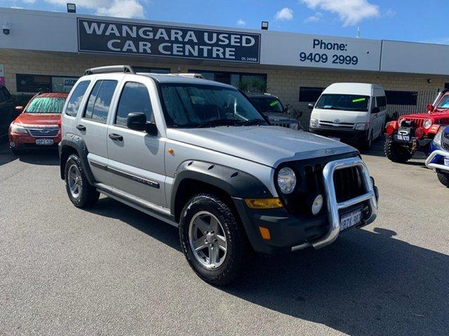 Used Jeep Cherokee Renegade (4x4), Wangara, 2005 Jeep Cherokee Renegade (4x4) Wagon
