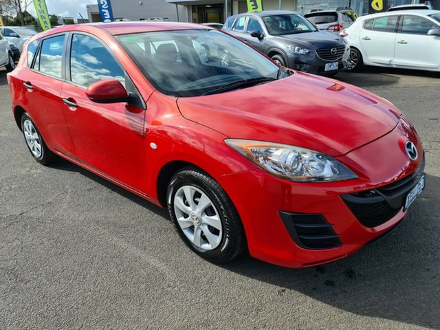 Used Mazda 3 Neo Activematic, Warrnambool East, 2009 Mazda 3 Neo Activematic Hatchback