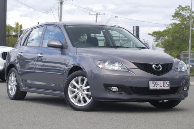 Used Mazda 3 Maxx Sport, Rocklea, 2008 Mazda 3 Maxx Sport Hatchback