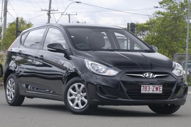Used Hyundai Accent Active, Rocklea, 2013 Hyundai Accent Active Hatchback