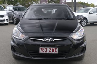 2013 Hyundai Accent Active Hatchback.