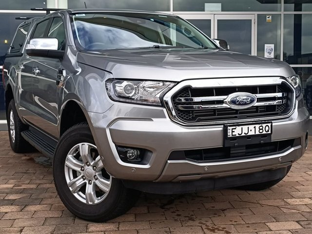 Used Ford Ranger XLT Pick-up Double Cab, Warwick Farm, 2019 Ford Ranger XLT Pick-up Double Cab Utility