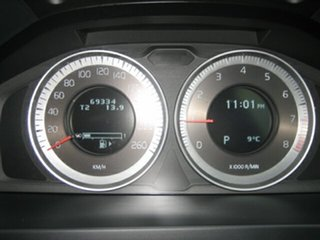 2012 Volvo S60 T4 Teknik Sedan.