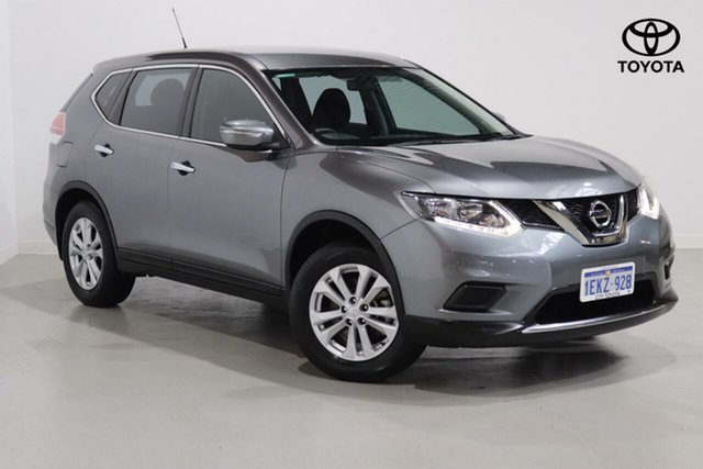 Used Nissan X-Trail ST X-tronic 2WD, Northbridge, 2014 Nissan X-Trail ST X-tronic 2WD Wagon