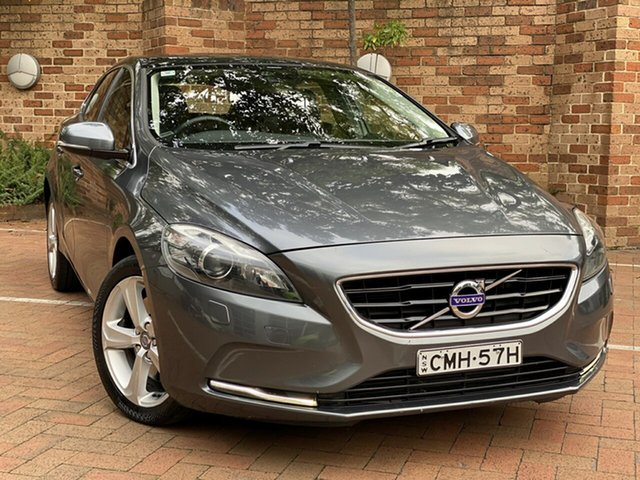 Used Volvo V40 D4 Adap Geartronic Luxury, Artarmon, 2013 Volvo V40 D4 Adap Geartronic Luxury Hatchback