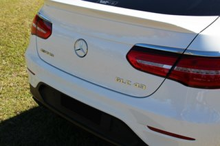 2018 Mercedes-Benz GLC43 AMG Coupe.