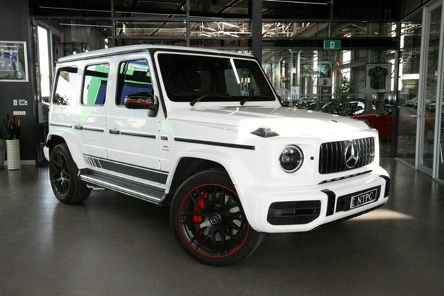 Used Mercedes-Benz G-Class G63 AMG SPEEDSHIFT 4MATIC, North Melbourne, 2019 Mercedes-Benz G-Class G63 AMG SPEEDSHIFT 4MATIC Wagon