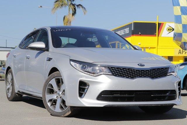 Used Kia Optima GT, Bowen Hills, 2017 Kia Optima GT Sedan