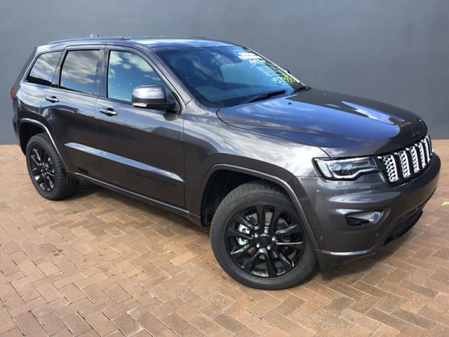 Discounted New Jeep Grand Cherokee Night Eagle, Warwick Farm, 2020 Jeep Grand Cherokee Night Eagle SUV