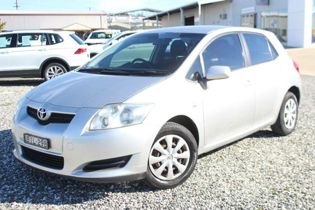 Used Toyota Corolla Ascent, Bathurst, 2008 Toyota Corolla Ascent Hatchback