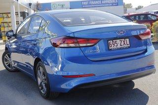 2016 Hyundai Elantra Active Sedan.
