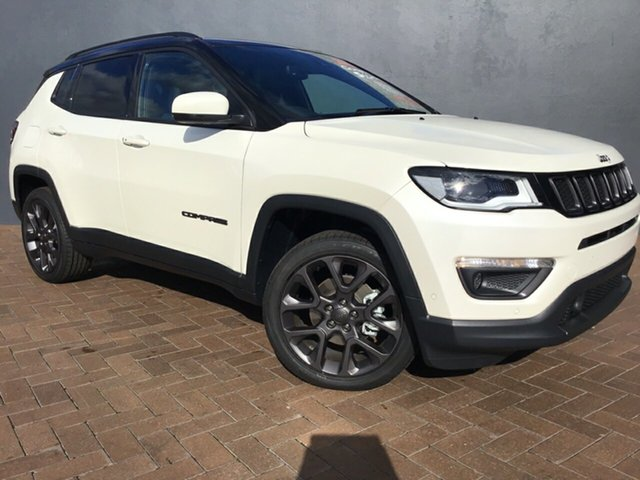 Discounted New Jeep Compass S-Limited, Warwick Farm, 2020 Jeep Compass S-Limited SUV