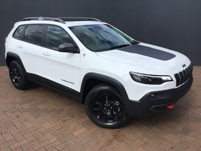 Discounted New Jeep Cherokee Trailhawk, Warwick Farm, 2020 Jeep Cherokee Trailhawk SUV