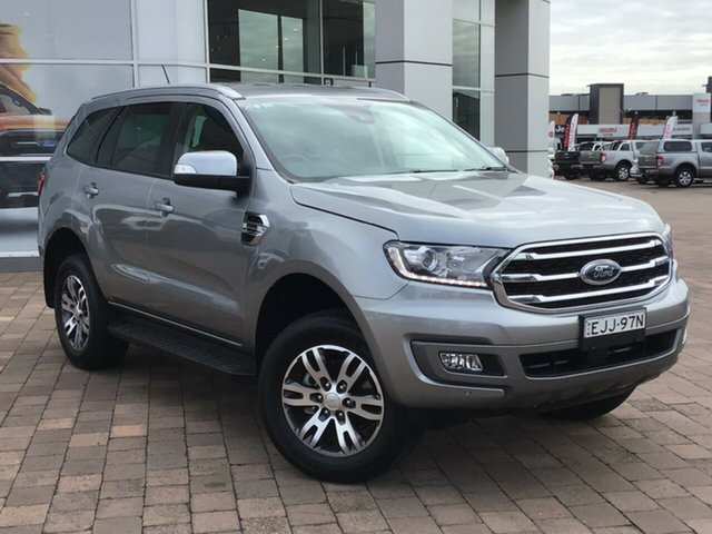 Discounted Used Ford Everest Trend RWD, Warwick Farm, 2019 Ford Everest Trend RWD SUV