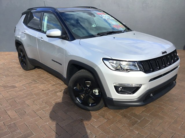 Discounted New Jeep Compass Night Eagle FWD, Warwick Farm, 2020 Jeep Compass Night Eagle FWD SUV