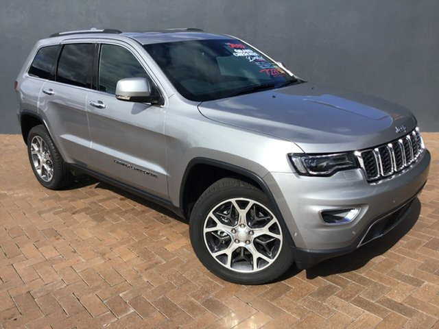 Discounted New Jeep Grand Cherokee Limited, Warwick Farm, 2020 Jeep Grand Cherokee Limited SUV